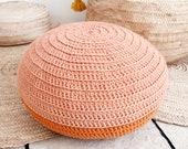 Floor Cushion Crochet - Three Colors