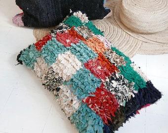 Giant Moroccan Floor Cushion - BOUCHEROUITE