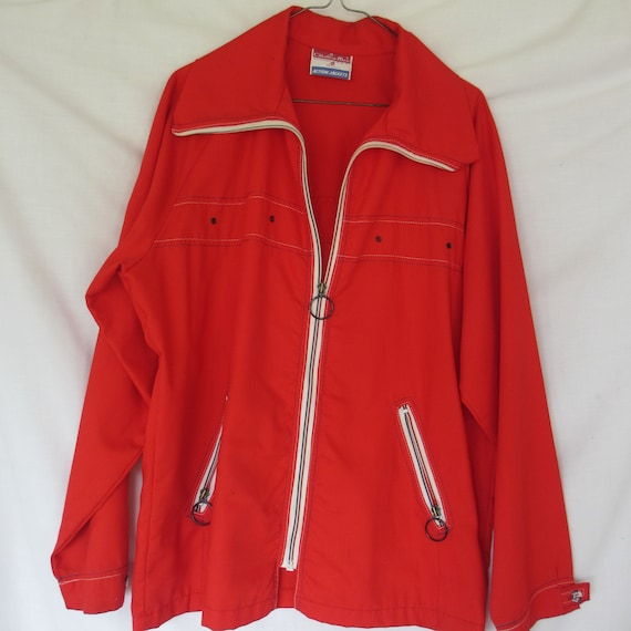 Vintage Mens Catalina Action Jacket / Sailing