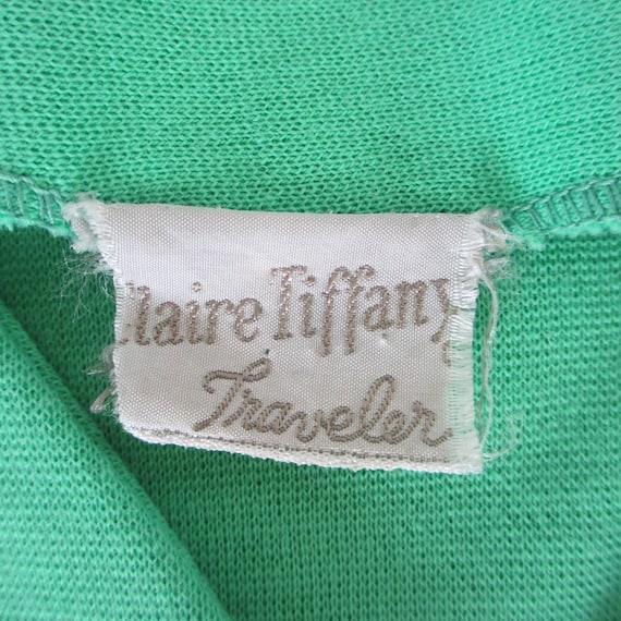 Vintage Claire Tiffany Traveler Jacket/Skirt - image 6