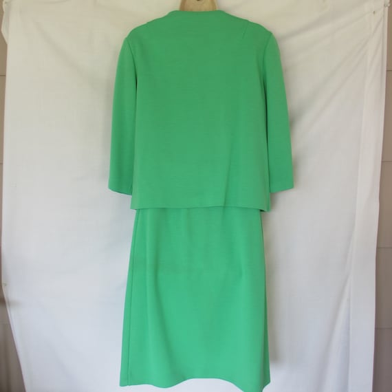 Vintage Claire Tiffany Traveler Jacket/Skirt - image 3