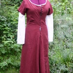 Reserved for Zianna 15th Century Kirtle (2 payments)