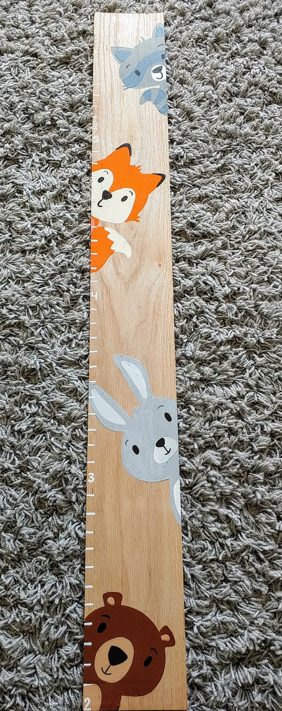 Childs Growth Chart Kids Growth Chart Childs Height Chart