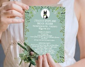 Best Dog or Best Cat Wedding Program, Design Fee