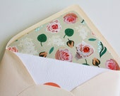 Custom Envelope Liners, Design Fee