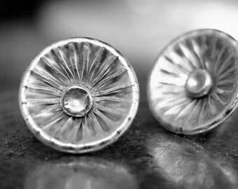 Silver Earrings, Stud Earrings, Versatile Earrings, Delicate Silver Earrings, Handmade Studs, Minimalist Earrings, Venexia Jewelry