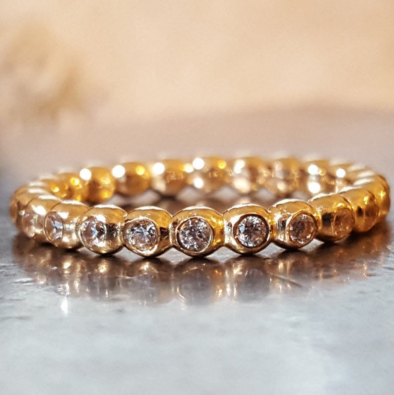 Anniversary Eternity Ring image 0