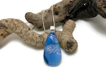 Jewelry, Dichroic glass pendant, glass jewelry, dichroic glass jewelry, dichroic glass, fused glass, handmade fused glass, glass jewelry