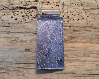 Jewelry, Dichroic glass pendant, dichroic glass, fused glass, dichroic glass, dichroic glass jewerly, glass, glass jewelry