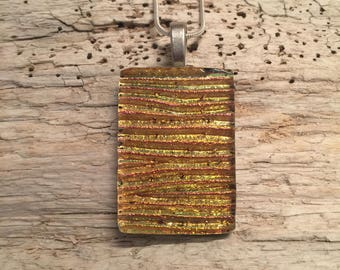 Jewelry, handmade, Dichroic glass pendant, dichroic glass, fused glass, dichroic glass, dichroic glass jewerly, glass, glass jewelry