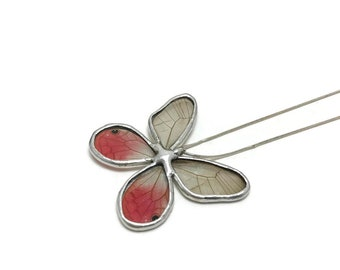 Real butterfly Jewelry, Real Butterfly necklace, real butterfly wing, insect jewelry, butterfly jewelry, butterfly pendant, glass pendant