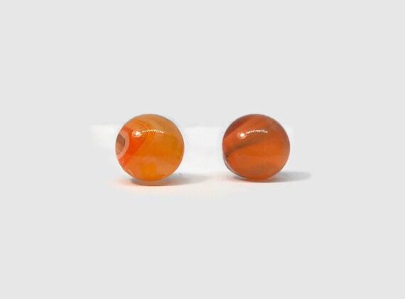 Glass earrings, minimalist jewelry, stud earrings, Unique gifts, fused glass earrings, glass studs, dichroic glass studs, fused glass studs