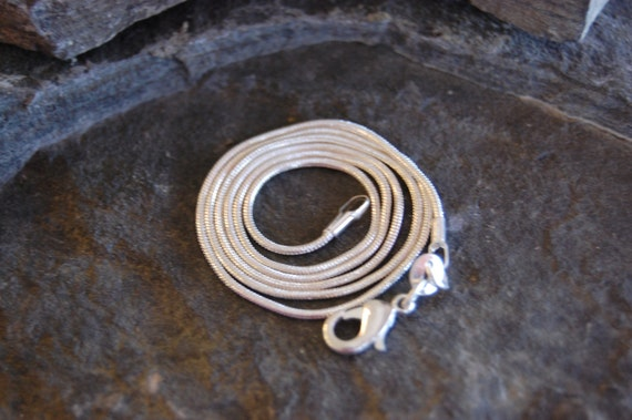 Sterling Silver Chain 16inch