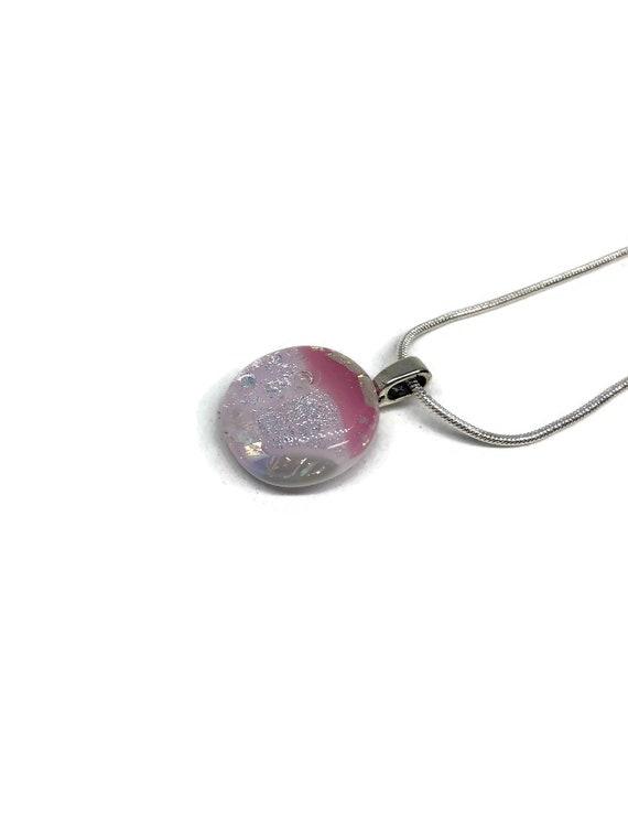Dichroic glass jewelry, fused glass jewelry, dichroic glass pendant, glass jewelry, glass pendant, fused glass pendant, glass necklace