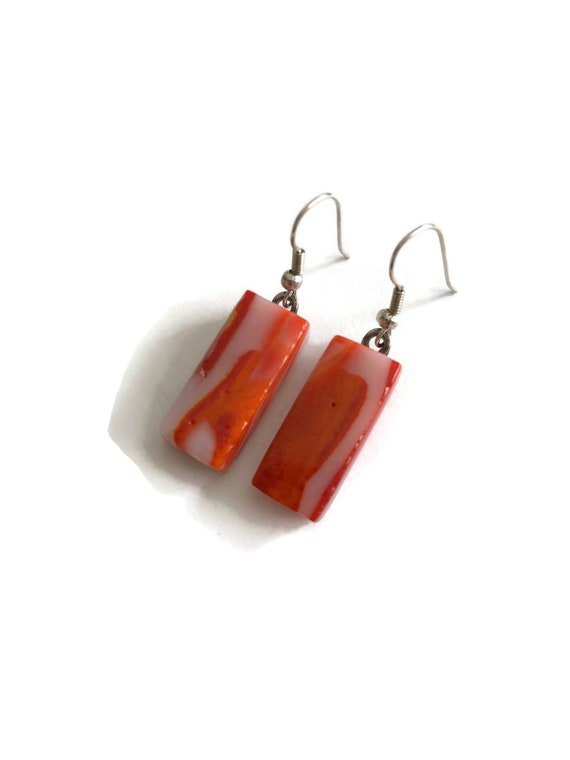 glass earrings, statement jewelry, dichroic glass earrings, fused glass jewelry, dichroic glass jewelry, fused Glass earrings, glass Jewelry