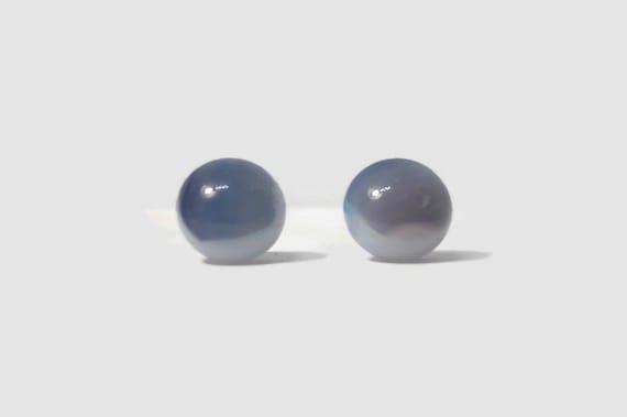 Glass earrings, Unique jewelry, minimalist earrings, Unique gifts, glass earrings, glass studs, dichroic glass studs, fused glass studs