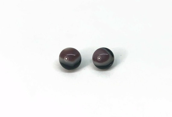 Purple Glass stud earrings, Jewelry for her, fused glass jewelry, Best friend gifts, dichroic glass studs, Gifts for her
