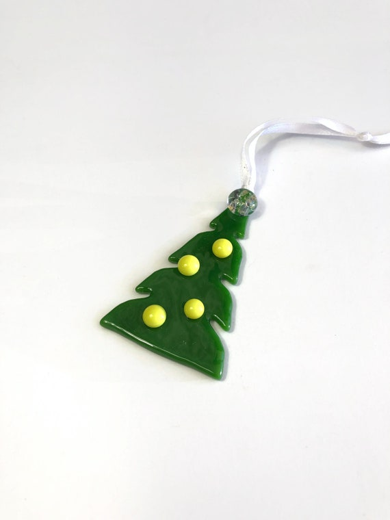 fused glass ornament, christmas gifts, fused glass decoration, Christmas decoration, glass ornament, Christmas ornament, christmas decor