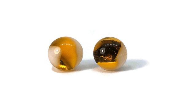Dichroic glass studs, glass studs, fused glass jewelry, fused glass earrings, Glass Earrings, Fused Glass Earrings, Glass Jewelry, glass