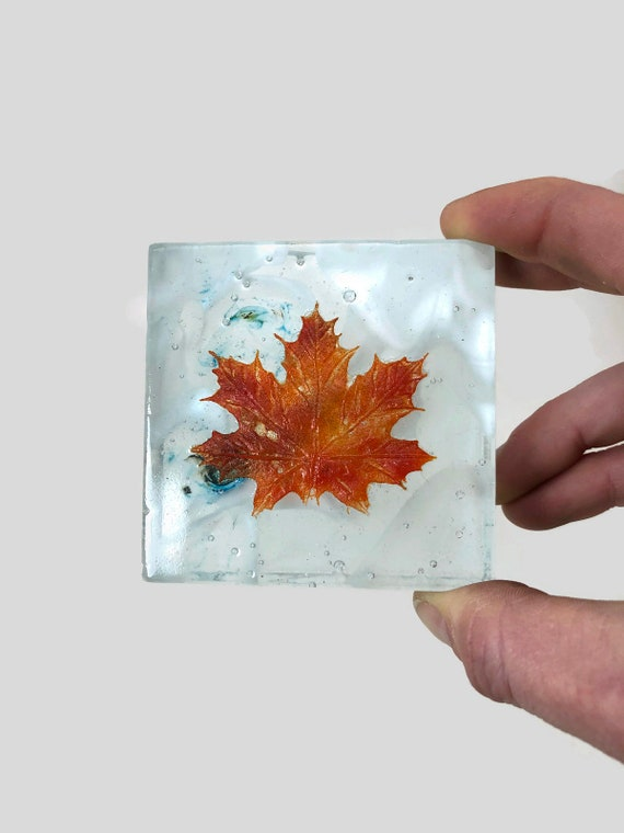 Fused glass art, Unique gifts, glass art, unique art, home decor, gifts for him, glass home decor, glass paper weight, glass sculpture, gift