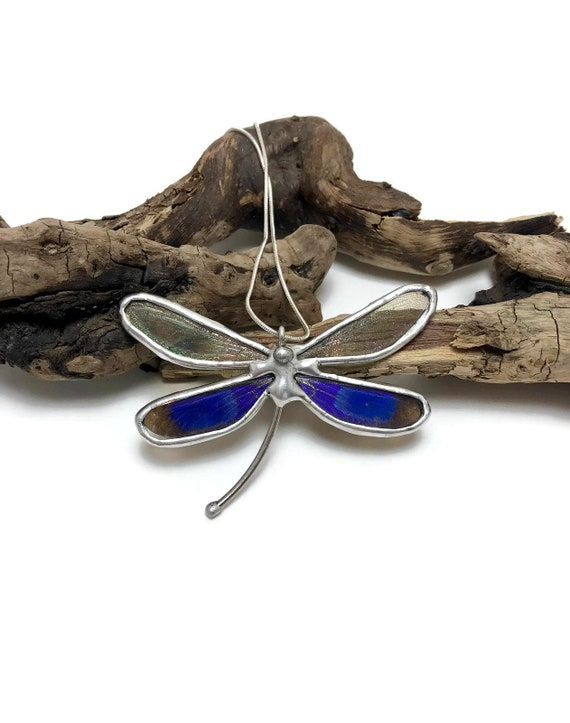 Real butterfly jewelry, unique jewelry, Real dragonfly jewelry, dragonfly jewelry, butterfly necklace, insect necklace, dragonfly pendant