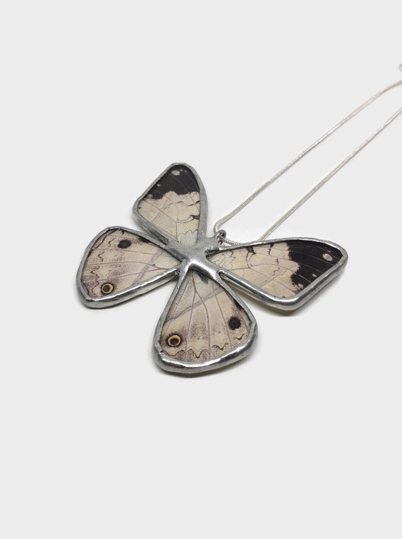 Real Butterfly Necklace, Unique gifts for her, real butterfly wing, unique gifts, butterfly Pendant, insect pendant, butterfly taxidermy