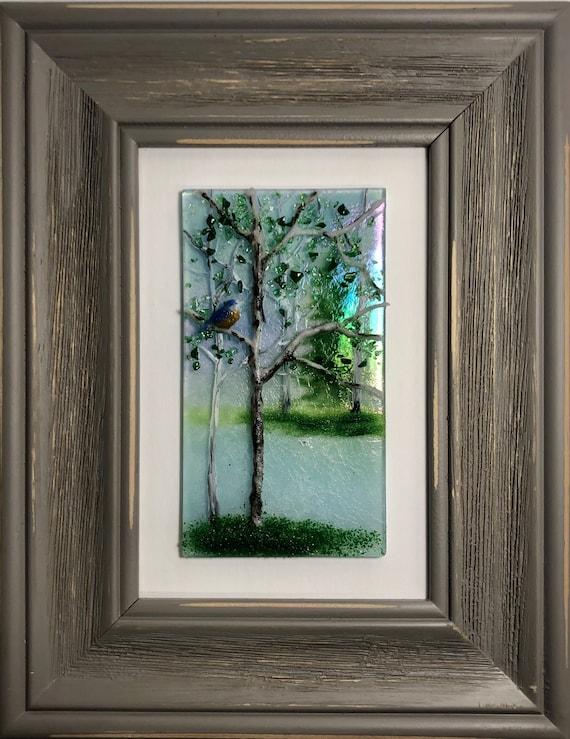 Fused Glass art, Fused glass wall art, glass art, glass wall panel, Glass panel, home decor, wall art, glass wall art, glass sculpture