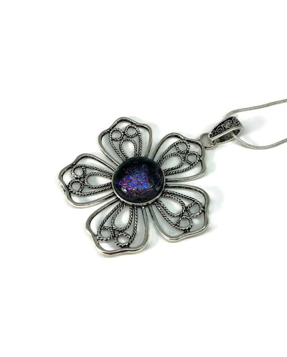 glass jewelry, Unique Jewelry, Fused glass jewelry, unique gifts for mom, Fused Glass Necklace, Gifts for her, glass necklace, Unique gifts