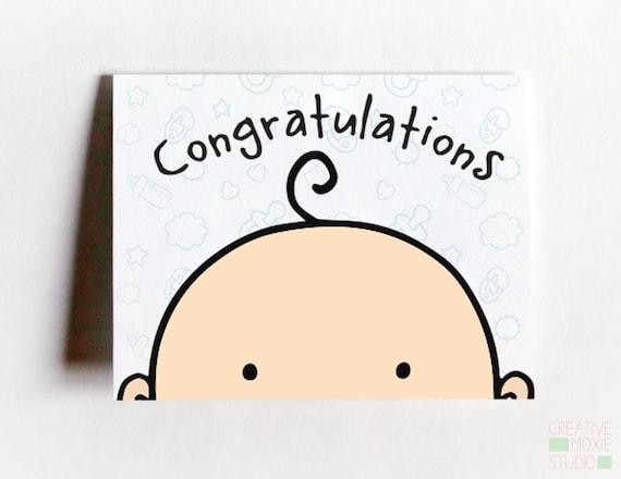 Card congratulations birth.
