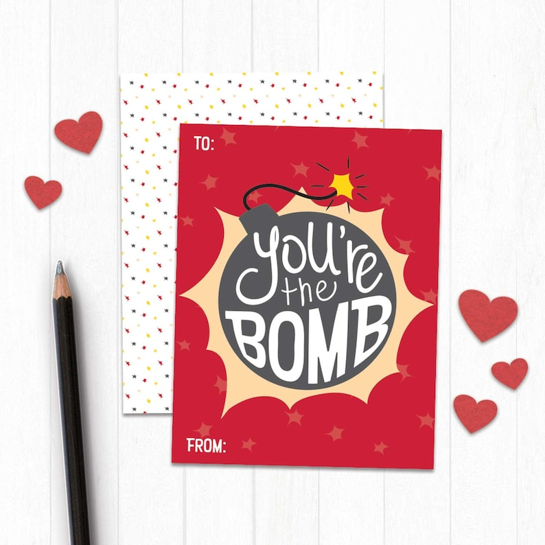 image about Printable Kids Valentine Cards named College or university Valentines Working day Playing cards for Children, Printable Small children Valentine Playing cards for College, Clroom Valentines Fastened for small children, Childrens Printable Card