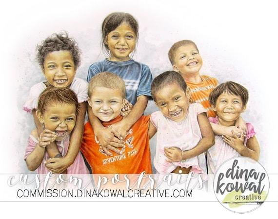 Pure Joy - adoption - missionary children - international - intercultural
