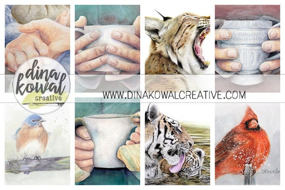 4x6 art print closeout - in stock only - limited supply!
