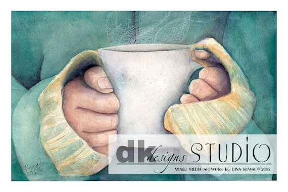 "Coffee prints - set of 3 (4"" x 6"")"