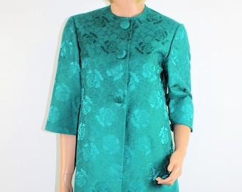 Vintage YING TAI CO Kimono Jacket Size 10