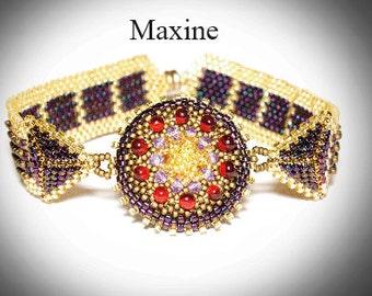 Maxine - A beautiful bracelet pattern