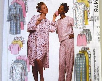 Easy Sew Misses Robe 7a7b73c04