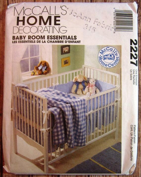 Baby Bedroom Essentials: Baby Room Essentials: Bassinet Cover Crib Comforter Crib