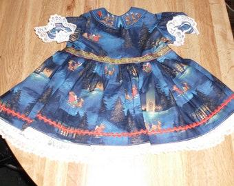 """Handmade Halloween Doll Dress Will Fit 36/"""" Patti Playpal Dolls"""