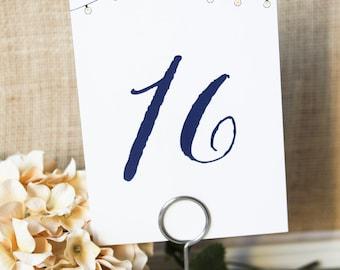 Wedding String Lignts Twinkle Lights Table Numbers Sign Custom Customize Simple Elegant Bride Groom Names