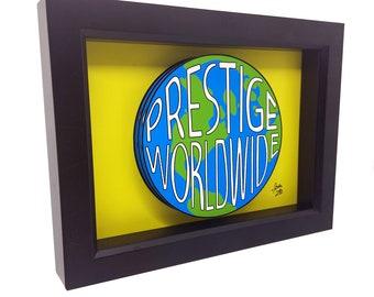 Prestige Worldwide 3D Art Step Brother Print Will Ferrell Funny Home Decor Funny Art Step Brothers Art Mancave Decor Mancave Art Movie Art