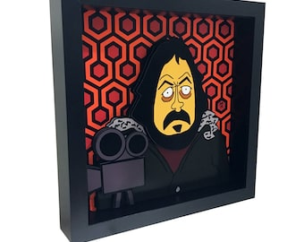 Stanley Kubrick Art The Shining Poster The Shining Art A Clockwork Orange Poster 3D Art Stanley Kubrick Poster Stanley Kubrick Print Horror