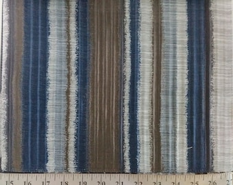 navy sheer curtains window custom curtains valance roman shade in navy blue dark chocolate brown vertical stripes pattern sheer curtain etsy