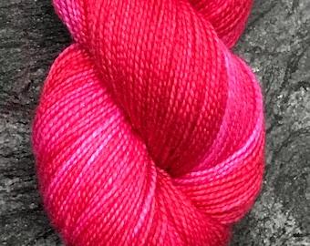 Romeo, Shakespeare Inspired... Canon Hand Dyes Yarn