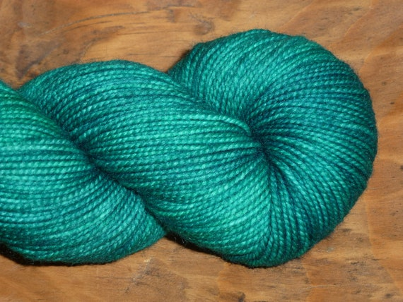 Hand-dyed Wool Abbey