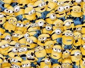 Minions Bean Bag Cover, Despicable Me, Kevin, Bob, Stuart, Yellow, Etsy Kids, Gifts Under 80
