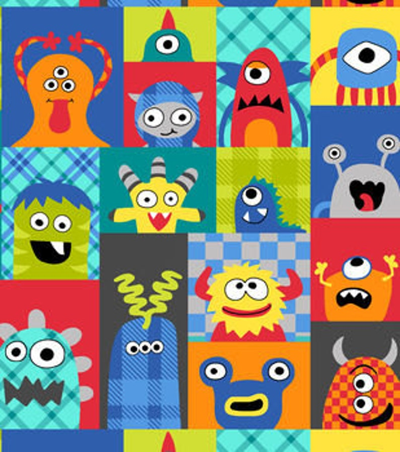 Outstanding Monster Bean Bag Chair Cover Blocks Blue Yellow Green Red Orange Blue Multi Color Shapes Gears Robots Etsy Kids Gifts Under 75 Theyellowbook Wood Chair Design Ideas Theyellowbookinfo