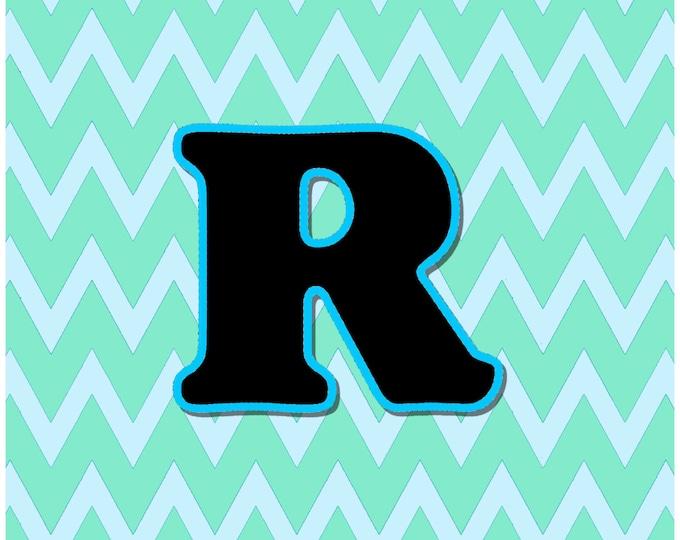 Letter R Digital Download