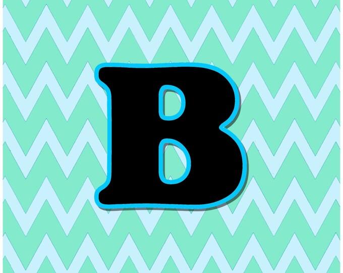 Letter B Digital Download