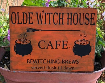 Incredible Witch House Decor Etsy Download Free Architecture Designs Rallybritishbridgeorg
