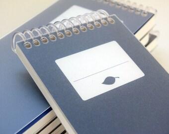 6: Pocket Size TerraSkin Note Pads rock paper pint sized power